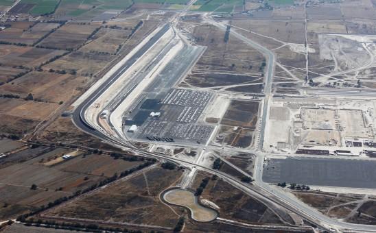 Celaya Automotive & Intermodal Gateway__Main Photo__2016 Photo